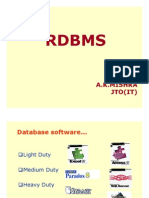 01 - RDBMS
