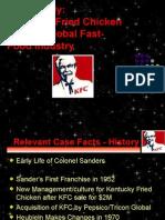 KFC Case Study