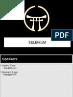 seleniummaestrodev-090520003656-phpapp02