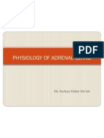 2. Physiology of Adrenal Gland