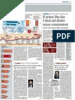 Mercato Libero - No BTP Day - Corriere Della Sera 28 Nov 2011 pag 9