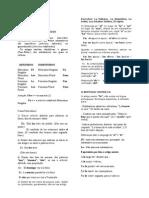 Língua Espanhola resumo gramatical xl