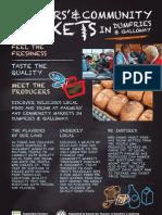 A4 DS Farmers' Markets Leaflet
