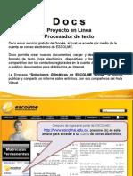 Docs ProcesadorTexto eV1008