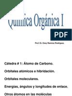 Clase 01 - Atomo de Carbono