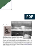 Charles Moreau Pour Belgian Navy