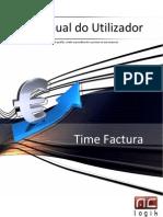 Manual Time Factura