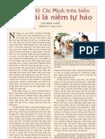 Văn hiến Việt Nam số tháng 10 năm 2011