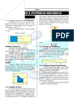 Fisica _001 Trabalho e Potencia Mecanica
