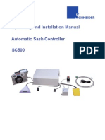 Schneider SC500 Users Manual
