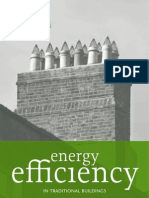 Energy Efficiency in Traditional Buildings (2010)