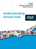 Understanding Clinical Trials Booklet - Crystal Mark