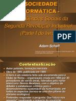 Sociedade a - Adam Schaff