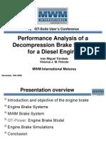 MWM Decompression Brake