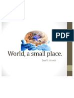World, A Small Place
