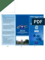 ACES Final Brochure
