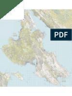 Mapa šetnica O. Krka