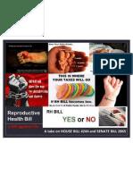 No to RH Bill - Presentation