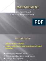 Kano's Model Hospital