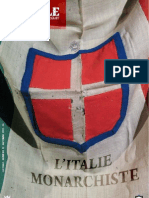 La Toile N°12 - L'Italie monarchiste