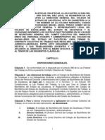 contrato colectivo 2010 2012