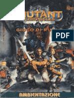 Mutant Chronicles [Gdr Ita] Ambientazione
