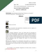 Modulo 2 Didactica y Curriculum