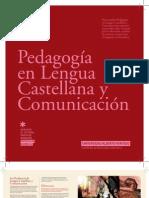 PEDAGOGIA LENGUA CASTELLANA Y COMUNICACION