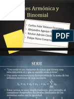 Serie Binomial