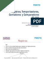 CURSO PLC AVANZADO Timers y Cont Adores