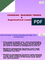 Organization Leadership