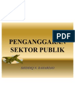07 PENGGANGGARAN SEKTOR PUBLIK