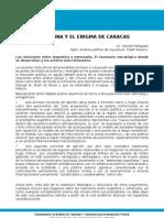 Argentina y El Enigma de Caracas.