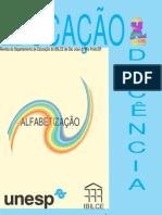Revista Educação e Docência - Alfabetização