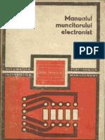 Manualul muncitorului electronist