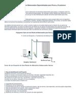 Diseño de Plantas de Alimentos Balanceados Especializadas para Peces y Crustáceos