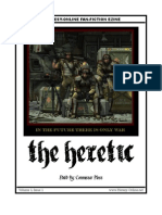 warhammer 40k the Heretic Vol 1 Issue 1