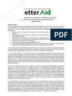 Betteraid Response to Bod