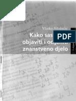 Kako sastaviti, objaviti i ocijeniti znanstveno djelo [Silobrčić 2003]