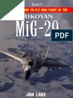 4007751 Mikoyan MiG29 Fulcrum