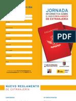 Jornada informativa sobre el nuevo reglamento de extranjería