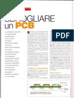 PCB 090401 realizzazione  PCB