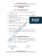 EDC Notes Btechzone