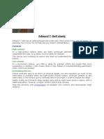 Edward T Hall Study