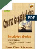 Cartaz CNL 11-12