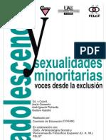 Adolescencia y Sexual Ida Des Min