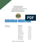 Ambiente y Seguridad Industrial (Grupo 1)