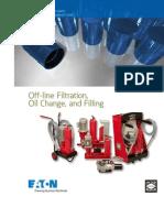Eaton Internormen Filtration for  Oil Service Equipment