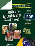 cartilha DEFENSORIA PÚBLICA DA UNIÃO