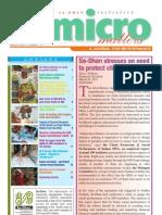 Micro Finance Indian Scenario